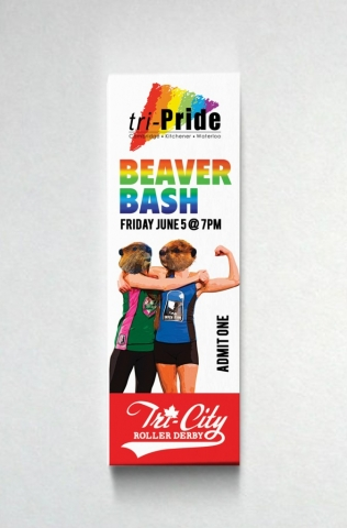 Ticket for Beaver Bash event