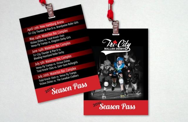 Season Pass for TCRD